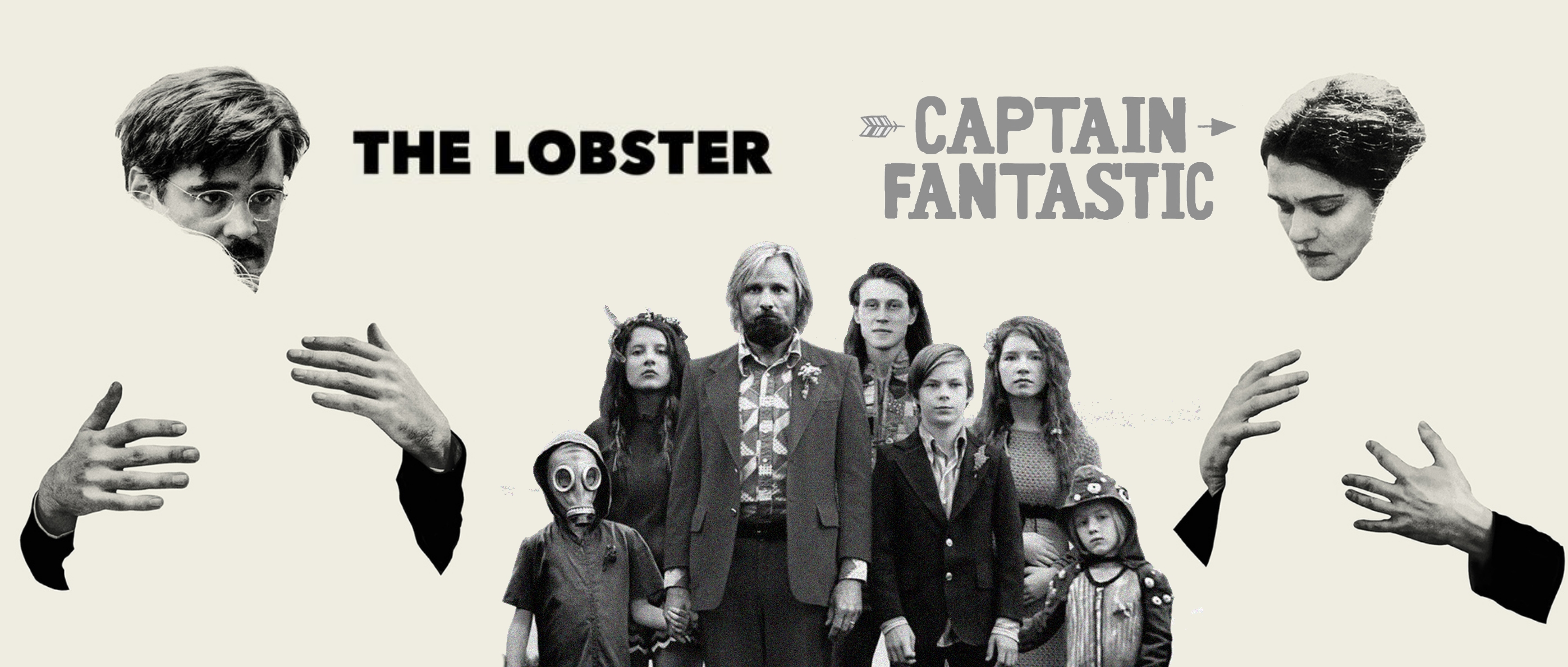 LobsterFantastic mashup Graphic BeforeWeDieFilms.com